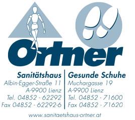 Ortner Sanitätshaus – Gesunde Schuhe