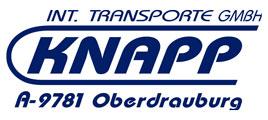 Knapp – Int. Transporte