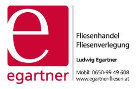 Egartner – Fliesenhandel, Fliesenverlegung