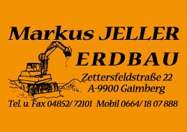 Erdbau Markus Jeller